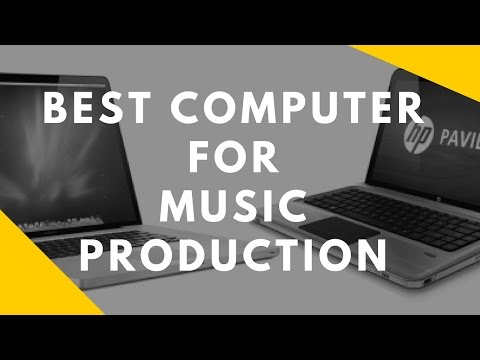 What Kind Of Computer Should I Get For Music Production Of EDM Windows Or Mac Vlog#1