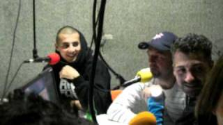 RITAL THUGG ....PARLE DU COLLECTIF BLOPPROD SUR RADIO GALERE MARSEILLE