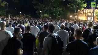 Վերջ տվեք բռնապետությանը․ Սերբիայում բողոքի ակցիաները չեն դադարում