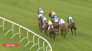 Vidéo de la course PMU PRIX HELISSIO
