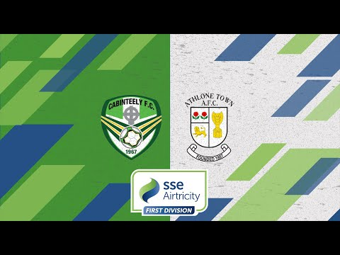 HIGHLIGHTS | Cabinteely 0-1 Athlone Town