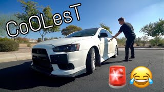 ThE CoOlEst MiTsuBisHi EvO EdIt