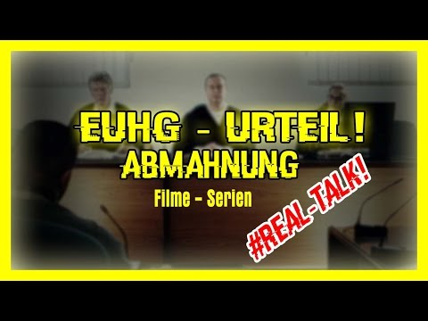 Filme Stream - ABMAHNUNG? [REAL-TALK]