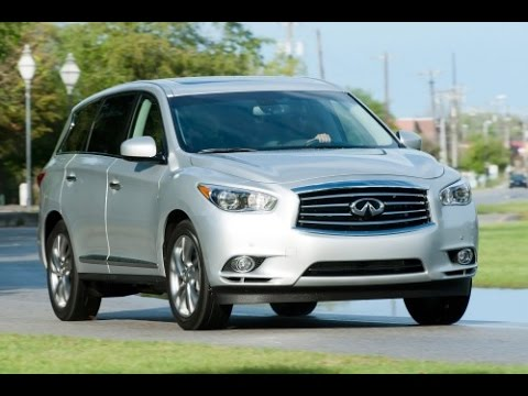 2015 Infiniti QX60 Start Up and Review 3.5 L V6