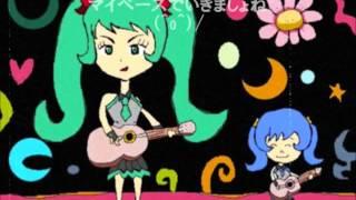 【初音ミク】のんびり主義【オリジ曲】 thumbnail
