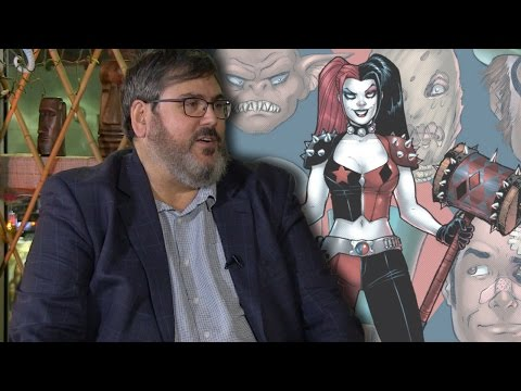 Paul Dini Talks Harley Quinn's Insane Popularity, the Red & Black Secret to Success