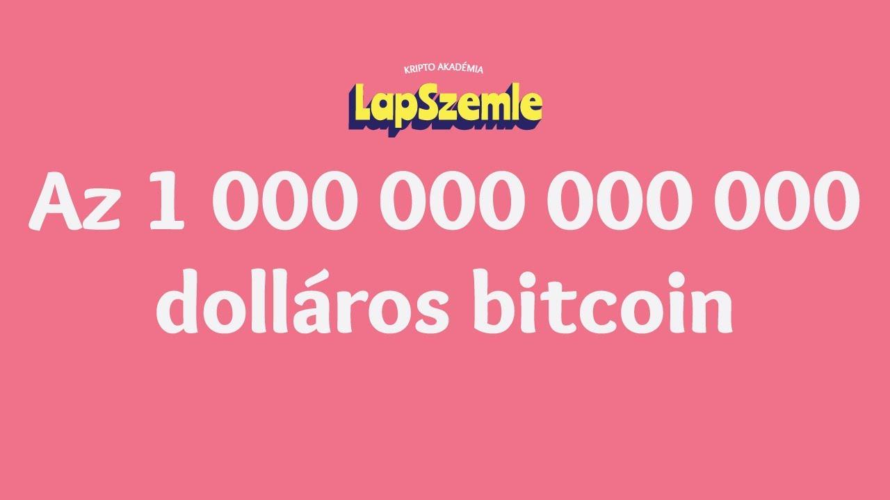 1 bitcoin egy dollárba)