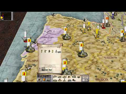 Medieval  Total War 2021 XL Mod Spain |
