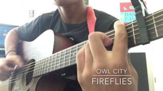 Fireflies | Owl City | Daniel Pasion | Fingerstyle Guitar Cover