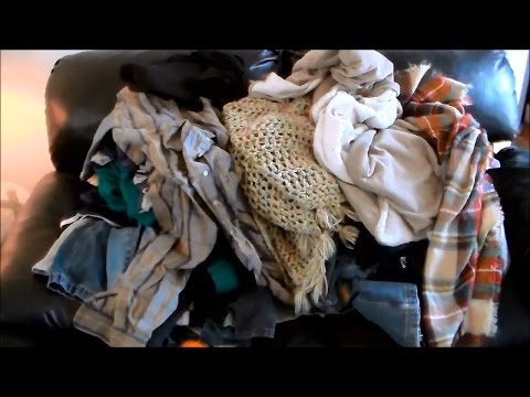 Tackling the Laundry Pile (Speed Cleaning)