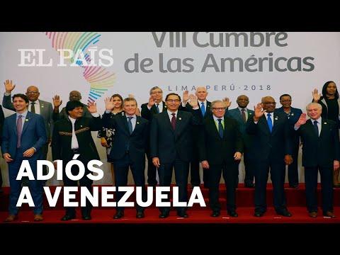 CUMBRE AMÉRICAS | El final de la era bolivariana