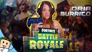 Account Lvl 121! 45+ Wins! Fortnite Battle Royale with your girl Dria!