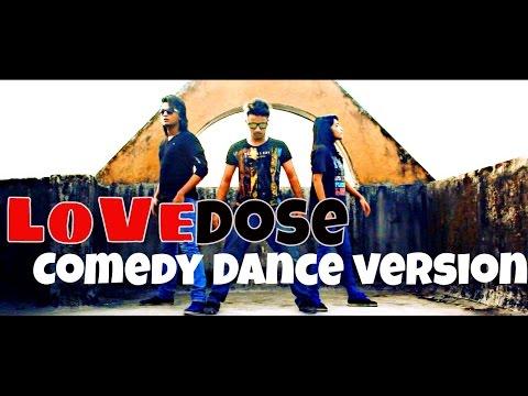 Yo Yo Honey Singh Dance Love Dose by Rockstar Dance Studios