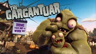 Plants Vs Zombies Garden Warfare - All Super Zombie Boss Wave Cutscenes (HD)