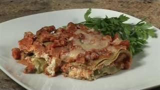How To Cook American Vegetarian Lasagna