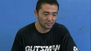 [PANCRASE Public Workout] Guy Delameau & Akinori Murayama from GUTSMAN