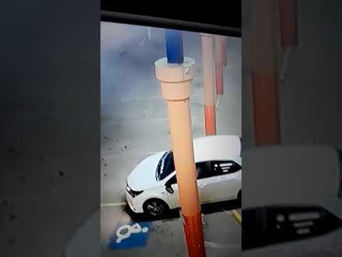 VÍDEO: Bandidos roubam carros em Lucas e praticam furto em Sorriso; na fuga menor capota caminhonete