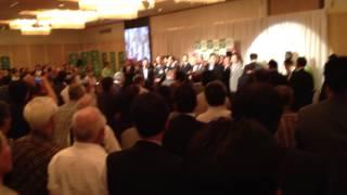 加賀市・「おめでとう!宮元陸 加賀市長誕生 2013」①
