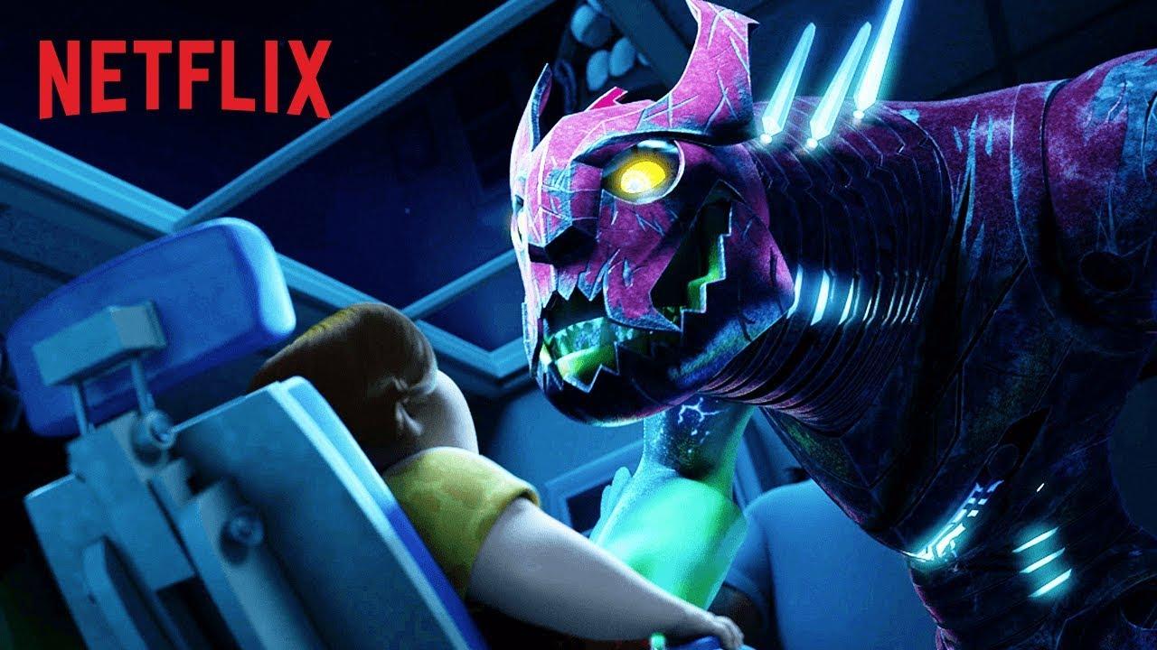 Mother's Log 😬 3Below: Tales of Arcadia | Netflix