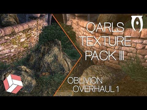 Oblivion - 2018 Graphic Overhaul & Remastered Textures