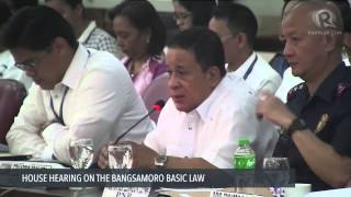 Escueta: The Napolcom agrees on two things