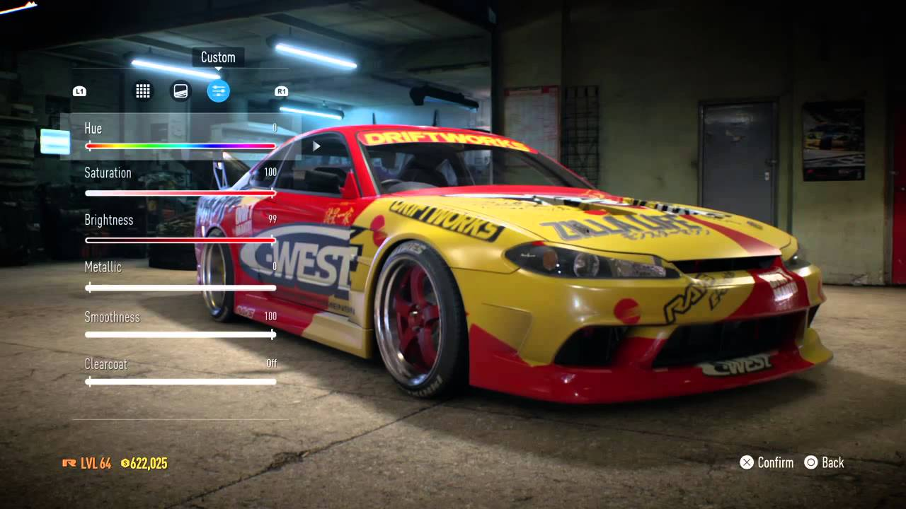 need for speed 2015 ps4 more custom car builds after. Black Bedroom Furniture Sets. Home Design Ideas