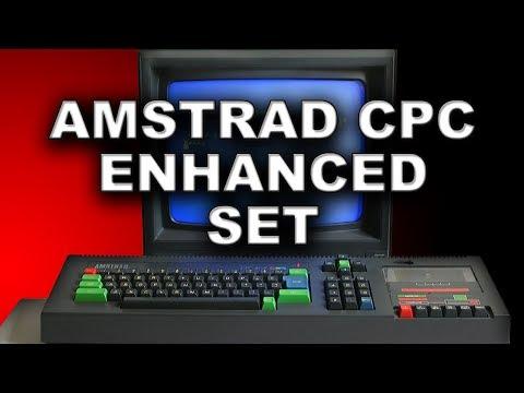 [Fire & Ice 256GB] Amstrad CPC New Set (2000+ Roms)