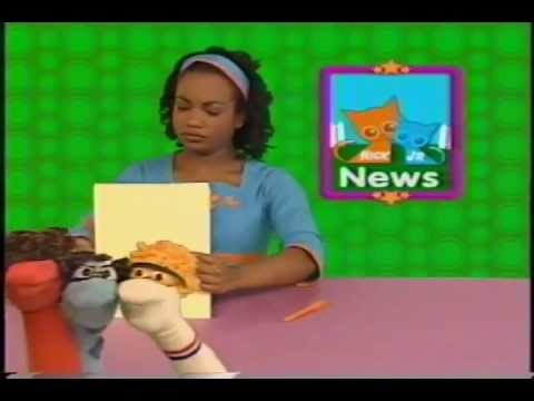 Hillary Hawkins & Bow Wow  Nick Jr.   The Silliest Face In The World