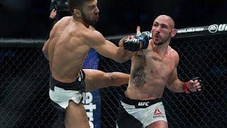 Em câmera lenta, os melhores momentos do UFC 209