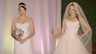 Brilliant Bridal shows stunning gowns at Las Vegas Wedding Expo - Bridal Spectacular