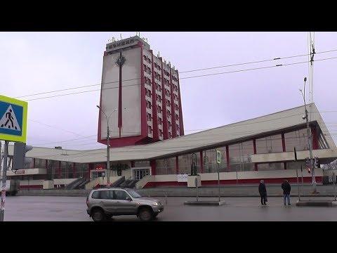 Ж/Д вокзал Липецка! Автобусные кассы до Москвы. Россия (Russia), Lipetsk (Липецк).