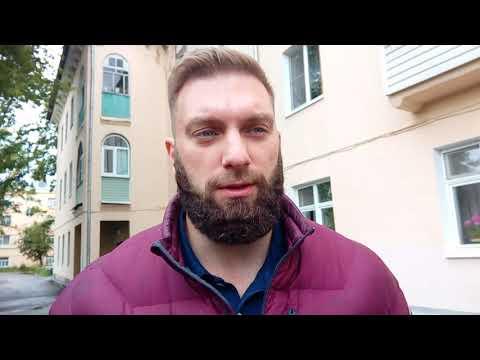 Чехов Гагарина 31 - протечка крыши