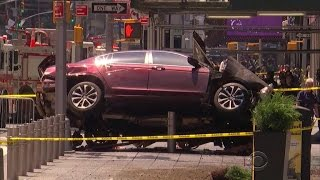 """Driver in Times Square crash said he wanted to """"kill them all"""""""