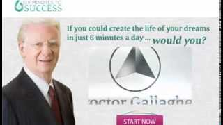 6 Minutes To Success Review - Is Bob Proctor