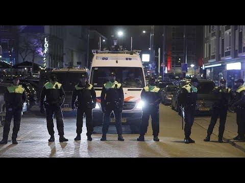 الشرطة الهولندية تعتقل مشتبهاً به ثانياً بهجوم الترام  - نشر قبل 2 ساعة