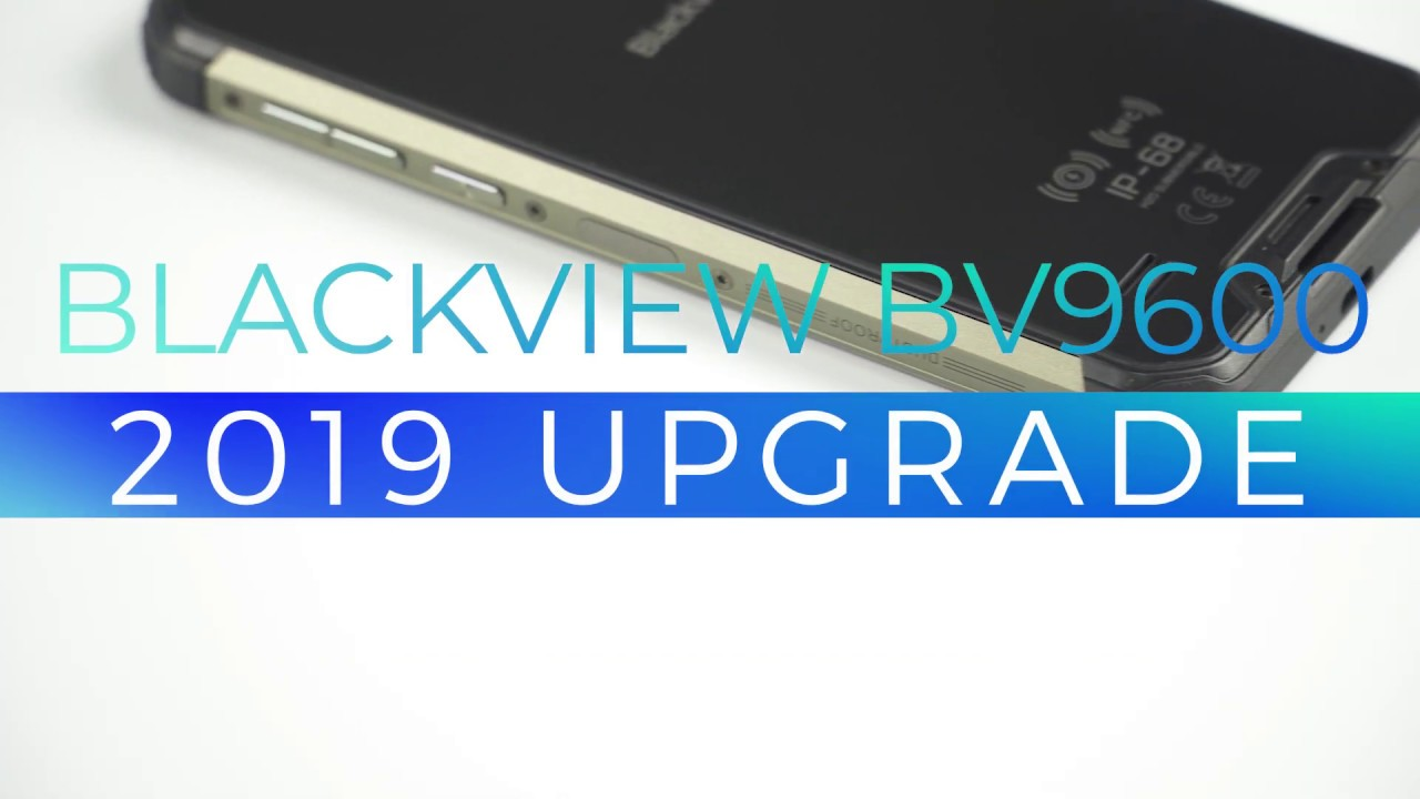 Blackview BV9600, 2019 Upgrade Helio P70, Full Netcom, rugged phone