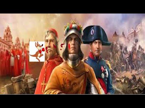 Europa universalis 4 emperor timelapse 1444-1821 |