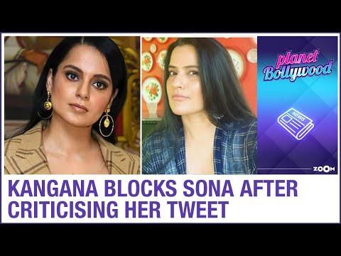 Kangana Ranaut blocks Sona Mohapatra after she accused her of playing victim card