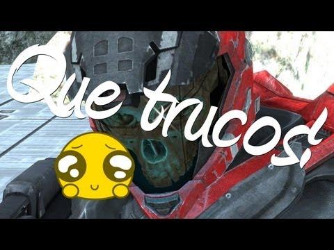 TRUCOS EN HALO REACH (Forge) HD
