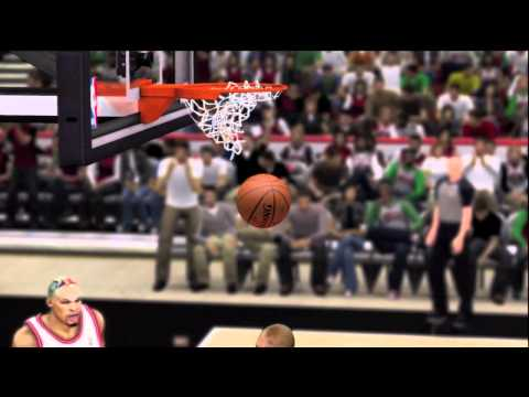 The New 50 Greatest Players In NBA History (NBA2K12)