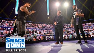 WWE SmackDown Full Episode, 11 September 2020