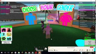 DID YOU JUST ASSUME MY GENDER!!! ROBLOX