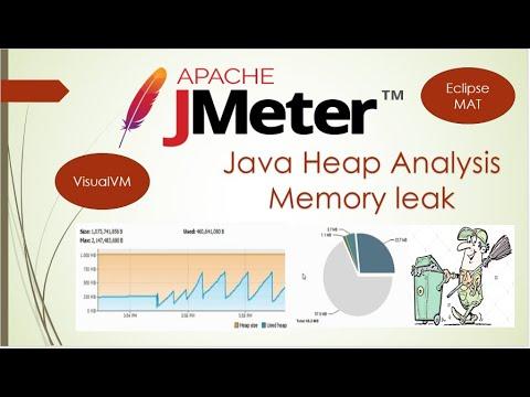 Java Heap Space - Memory Leak In Endurance Test | VisualVM | Eclipse MAT| Garbage Collector | JMeter