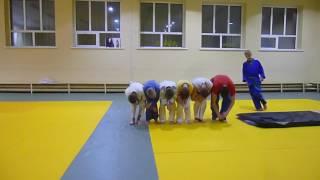 видео Акробатические упражнения