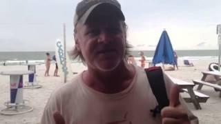 30A Road Trip: Caddy's Beach Bar