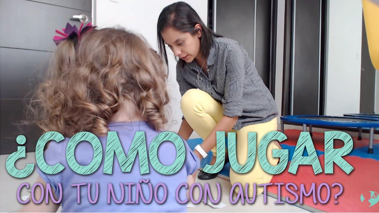 3 Sencillos Pasos Para Jugar Con Mi Nino Con Autismo Luditerapia