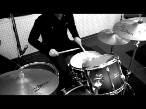 The Beatles 'Please Please Me' Drums Cover