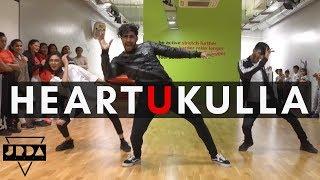 Gulaebaghavali | Heartukulla Dance | 4K | Prabhu Deva | Jeya Raveendran Choreography