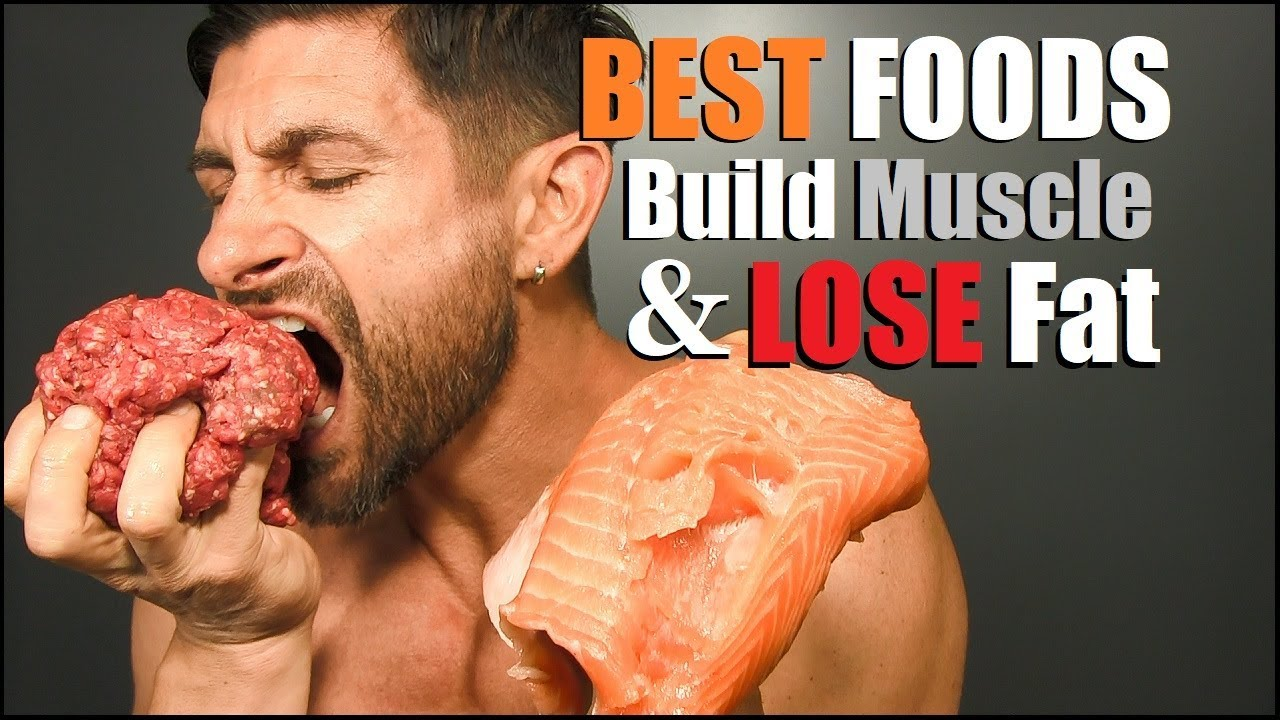 best daily diet plan for gaining muscle