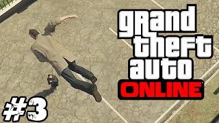 [LUŹNE GRANIE] GTA V Online #3 - Samobójca w kościele! (With: Max) /Zagrajmy w